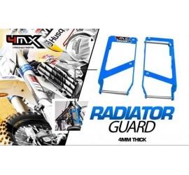 PROTECTOR RADIADOR  KTM SX/SX-F/EXC/EXC-F DEL 07/15 EN COLOR AZUL