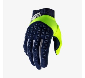 GUANTES 100% AIRMATIC NAVY/FLUOR