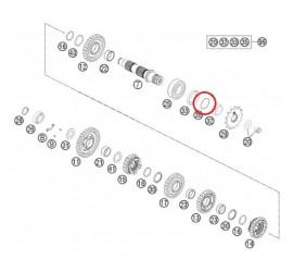 TORICA PIÑON DE ATAQUE 25.12x1.78 KTM ORIGINAL